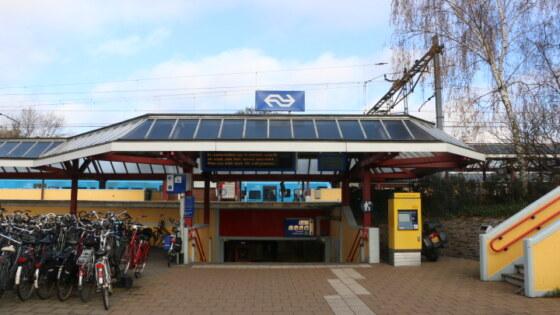 Station-Ede-Wageningen