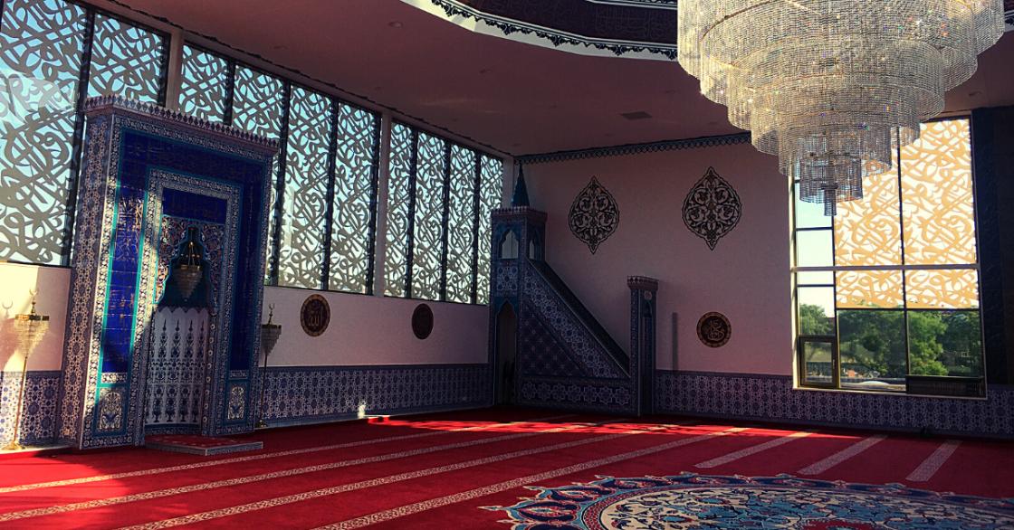 De Turkse Moskee in Ede