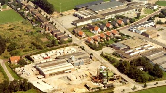 Luchtfoto Ede Zuid.