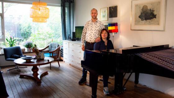 """Beroepsmusici Robbert en Micha: """".."""""""