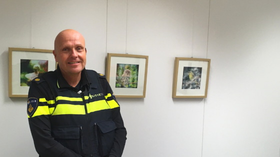Wijkagent Jan Schipper